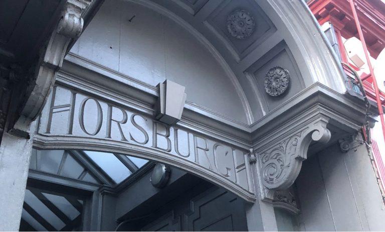 Horsburgh lintel